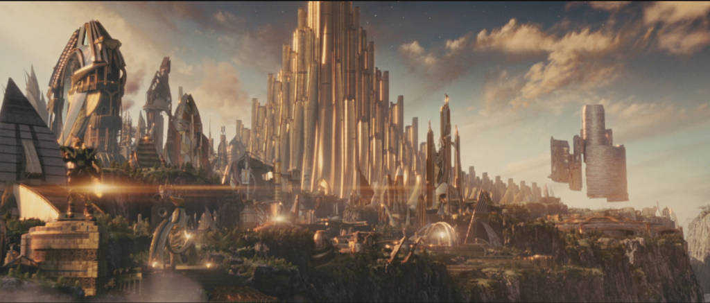 Around Asgard